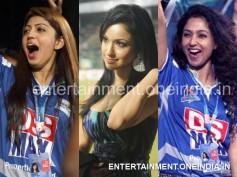 CCL 4: Pranitha, Suman Ranganath Replace Madhuri Bhattacharya!