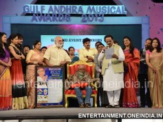 Photos: Gulf Andhra Music Awards (GAMA) – A Starry Event