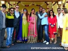 Wedding Pictures: Siddharth-Neha Big Fat Wedding; Nakuul, Anil, Vahbbiz Present!