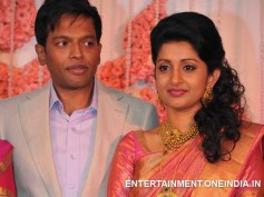 Puneet Rajkumar's Arasu Girl Meera Jasmine Wedding Photos