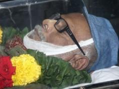 Celebs Mourn The Death Of Balu Mahendra