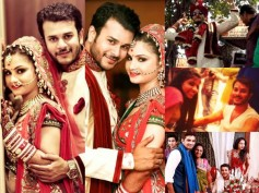 Wedding Pictures: Jay Soni Marries Pooja Shah; Co-Star Ragini Khanna Not Invited?