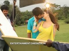 Pictures: Nani-Vaani Kapoor's Lip-Lock Scene In Aaha Kalyanam