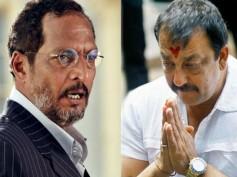 Nana Patekar-Sanjay Dutt War Begins!