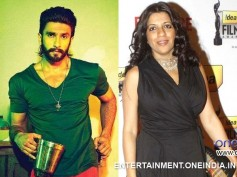 Ranveer Singh Signs Exclusive Contract With Zoya !