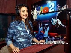 Sonakshi Sinha Sings For A Hollywood Movie!