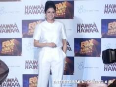 Sridevi Launches Trailer of Hawaa Hawaai!