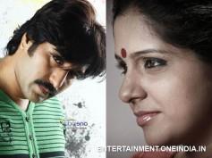 Rahman, Aparna Nair In Blue!