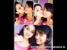 When Navya Nair, Nithya Das Met In Calicut...