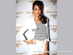 Malaika Arora Khan Launches Turquoise And Gold store In Mumbai