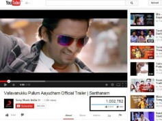 Santhanam's Vallavanuku Pullum Aayudham Teaser Crosses A Million