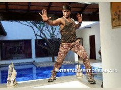 Photos: Making Of Daksha - Second Combination Of Duniya Vijay, S Narayan