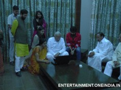 Photos: Dr Rajasekhar, Wife Jeevitha Meet Narendra Modi