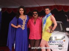 Photos: Ravichandran's Ramp Walk With Ragini Dwivedi, Lakshmi Rai