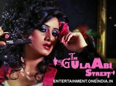 Harshika Poonacha Turns Call Girl For The Gulabi Street