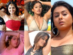 The Hottest Armpits Of South Actresses