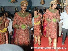 Rajamouli, Rajasekhar, Nani At Raja Ravindra's Daughter Wedding Reception