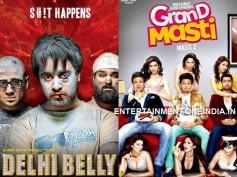 Bollywood Awesome Threesome