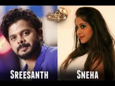 Jhalak Dikhla Jaa 7 Contestant-Choreographer Jodis: Sreesanth-Sneha, Kiku-Kruti, Ashish-Shampa,...