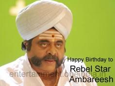 Ambareesh Birthday Special: Rebel Star's Journey In Sandalwood