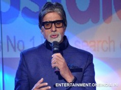 Big B Ready To Sing Again For His Next!