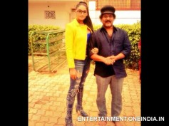 Photos: Ravichandran Graces Ragini Dwivedi's Ranachandi Movie Launch