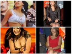 Photos: 25 Hot Telugu (Tollywood) Actresses' Wardrobe Malfunctions