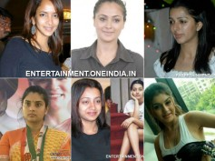 Pics: South Actresses Without Makeup