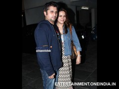 Mohit Suri's Wife Udita Goswami Wanted To Be A Rock Star