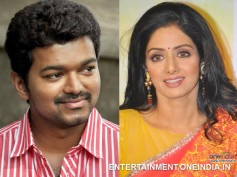 Sridevi Turns Princess For Vijay