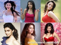 South Actresses In FHM's 100 Sexiest Women Of India