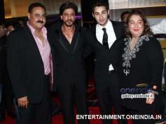 SRK Supports Armaan Jain