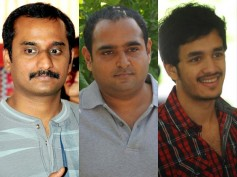 Deva Katta, Vikram Kumar In Race To Direct Akhil Akkineni's Debut Film