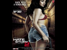 Hate Story 2: Surveen Chawla Hot Yet Dangerous In New Poster