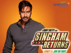 Ajay Devgn Urges Common Man To Be Like Singham
