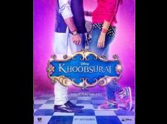 Khoobsurat Poster: Sonam Kapoor's Sizzling Chemistry With Opposite