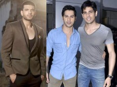 Karan Kundra: Want To Compete With Varun, Sidharth
