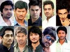 Most Eligible Bachelors Of Tamil Films