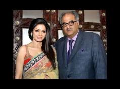 Sridevi's Next Film Is Under Boney Kapoor's Production