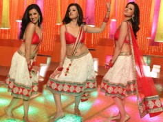 Photos: Hamsa Nandini's Look In Loukyam Item Song Revealed