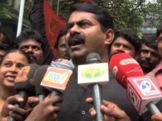 Seeman Supports Vijay's Kaththi
