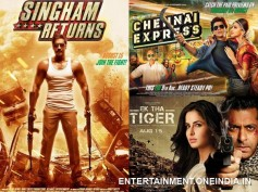 Singham Returns: Latest Addition To Independence Day Blockbusters