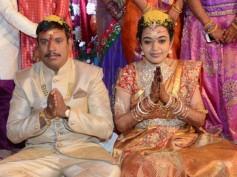 Celebs At Nandamuri Mohan Krishna's Daughter Rupa's Wedding