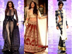 LFW 2014: Jacqueline, Shilpa And 7 Bollywood Actress Scorch The Ramp