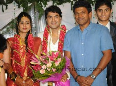In Pics: Harish Raj Wedding Reception