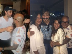Caught: Hrithik Roshan, Vivek Oberoi Partying All Night With Imtiaz Ali