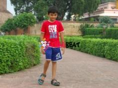 Pawan Kalyan-Renu Desai's Son Akira Nandan Dubbing For Debut Film