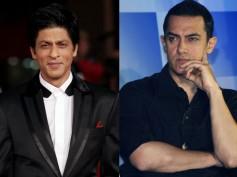 Shahrukh Khan Calls Aamir Khan 'Half Hero'!