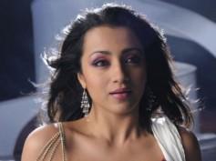 Trisha Stands By Vijay