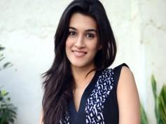 Now Kriti Sanon's Name Comes Up For Chetan Bhagat's Next